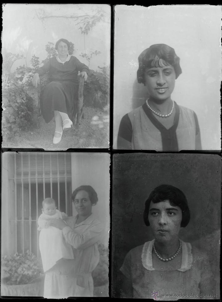 Fotografía antigua: Arenys de Mar, 1915s. Archivo de 450 cristales negativos del fotógrafo Joaquim Castells (1874-1941) - Foto 121 - 44337480