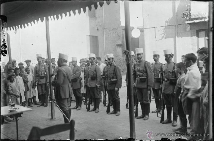 Fotografía antigua: Arenys de Mar, 1915s. Archivo de 450 cristales negativos del fotógrafo Joaquim Castells (1874-1941) - Foto 124 - 44337480