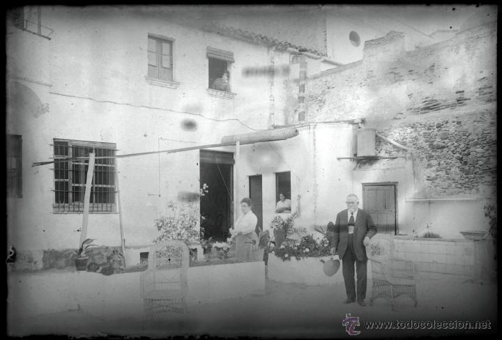 Fotografía antigua: Arenys de Mar, 1915s. Archivo de 450 cristales negativos del fotógrafo Joaquim Castells (1874-1941) - Foto 133 - 44337480