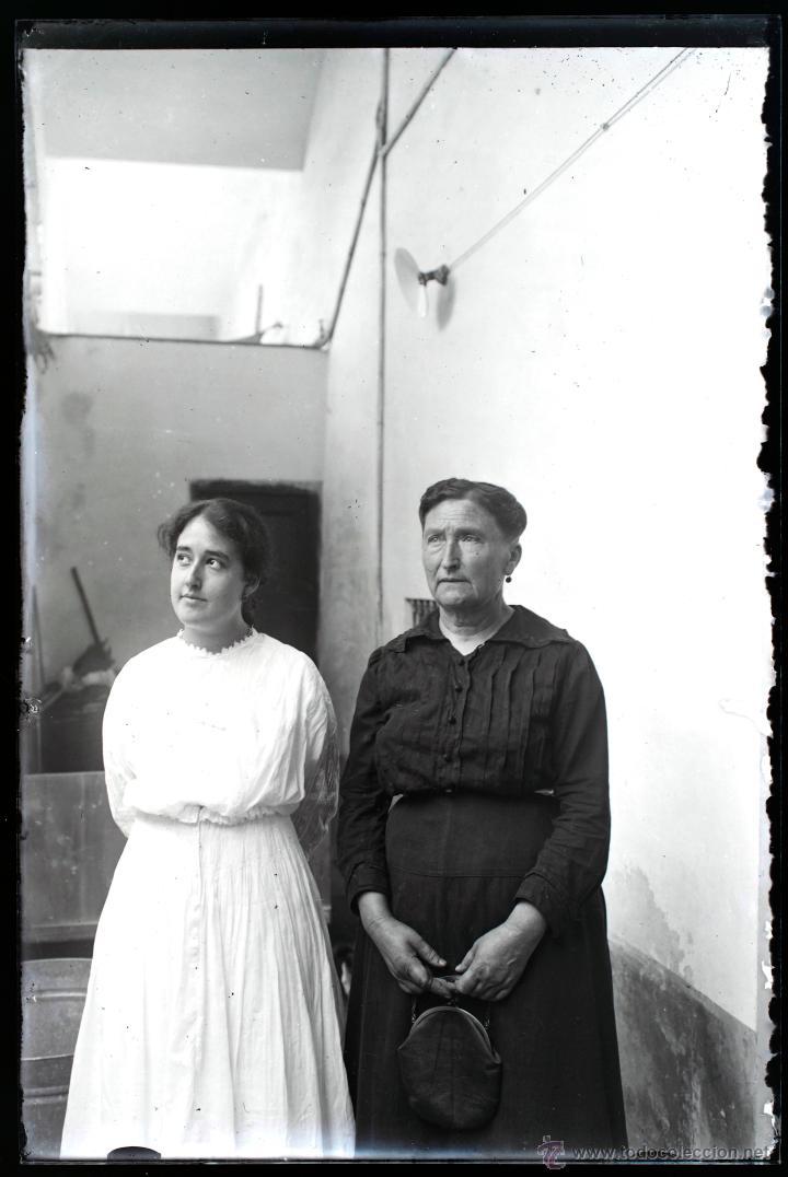 Fotografía antigua: Arenys de Mar, 1915s. Archivo de 450 cristales negativos del fotógrafo Joaquim Castells (1874-1941) - Foto 135 - 44337480