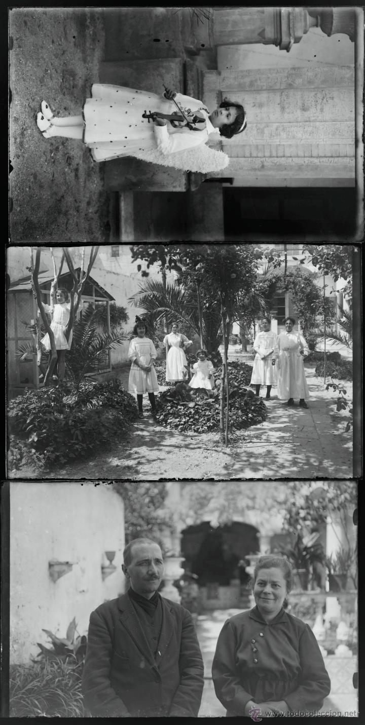 Fotografía antigua: Arenys de Mar, 1915s. Archivo de 450 cristales negativos del fotógrafo Joaquim Castells (1874-1941) - Foto 138 - 44337480