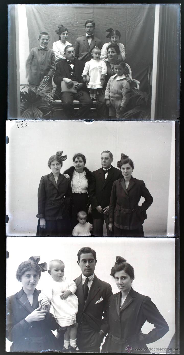 Fotografía antigua: Arenys de Mar, 1915s. Archivo de 450 cristales negativos del fotógrafo Joaquim Castells (1874-1941) - Foto 142 - 44337480
