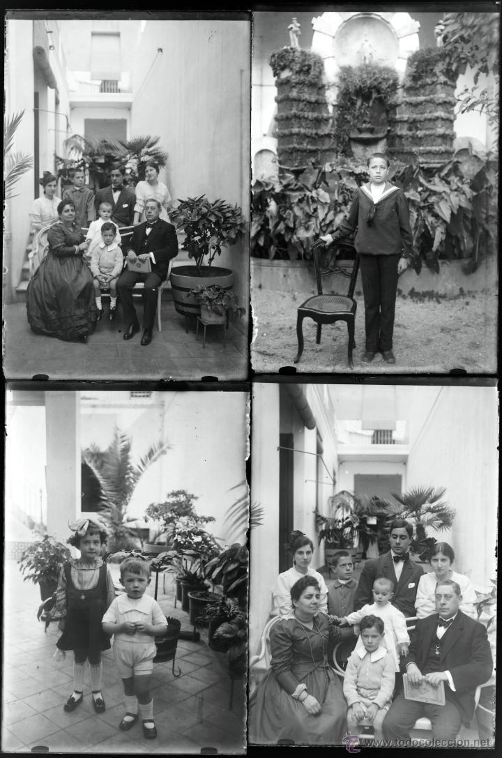 Fotografía antigua: Arenys de Mar, 1915s. Archivo de 450 cristales negativos del fotógrafo Joaquim Castells (1874-1941) - Foto 143 - 44337480