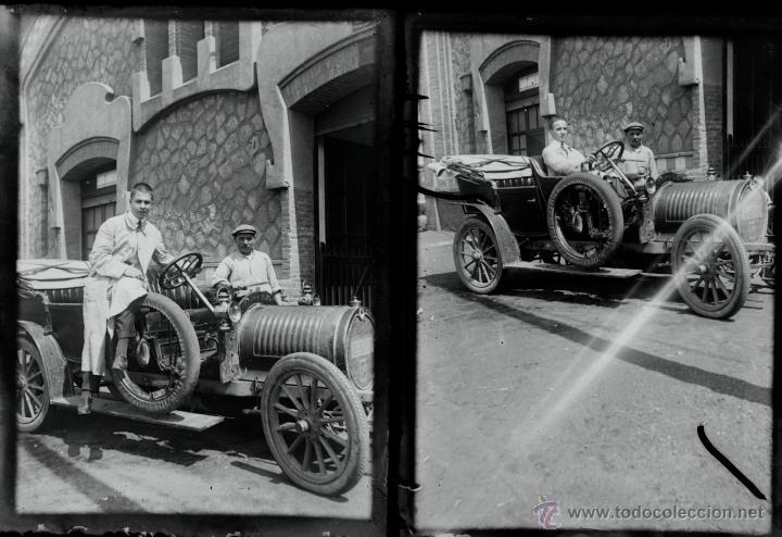 Fotografía antigua: Arenys de Mar, 1915s. Archivo de 450 cristales negativos del fotógrafo Joaquim Castells (1874-1941) - Foto 149 - 44337480
