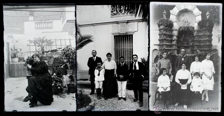 Fotografía antigua: Arenys de Mar, 1915s. Archivo de 450 cristales negativos del fotógrafo Joaquim Castells (1874-1941) - Foto 157 - 44337480