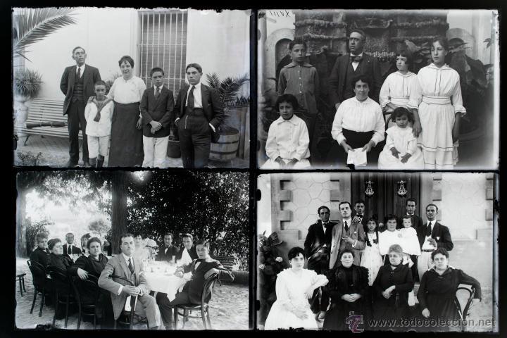 Fotografía antigua: Arenys de Mar, 1915s. Archivo de 450 cristales negativos del fotógrafo Joaquim Castells (1874-1941) - Foto 158 - 44337480