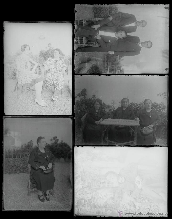 Fotografía antigua: Arenys de Mar, 1915s. Archivo de 450 cristales negativos del fotógrafo Joaquim Castells (1874-1941) - Foto 163 - 44337480