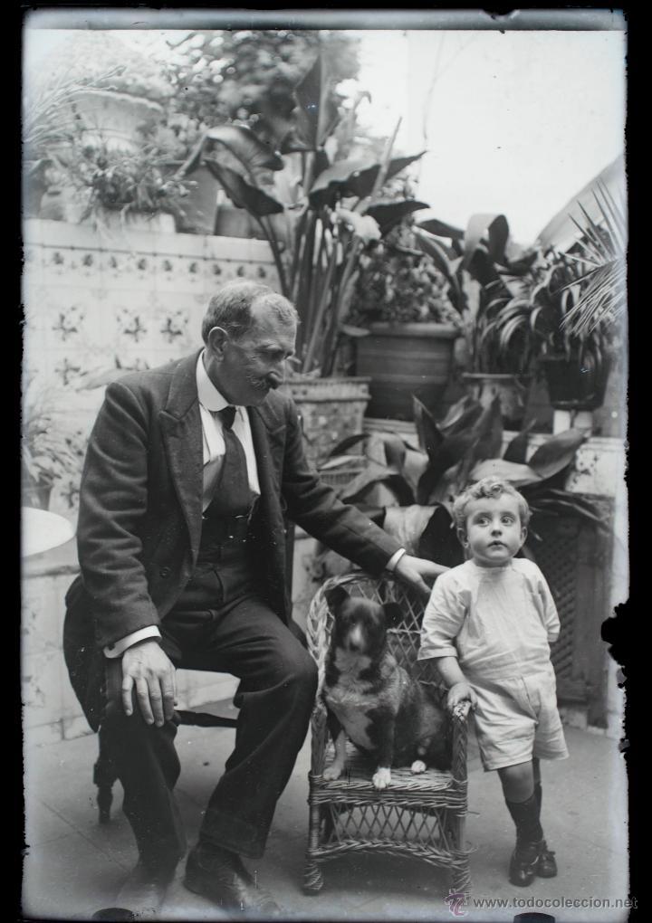 Fotografía antigua: Arenys de Mar, 1915s. Archivo de 450 cristales negativos del fotógrafo Joaquim Castells (1874-1941) - Foto 167 - 44337480