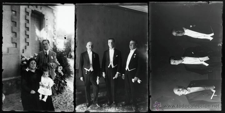 Fotografía antigua: Arenys de Mar, 1915s. Archivo de 450 cristales negativos del fotógrafo Joaquim Castells (1874-1941) - Foto 168 - 44337480