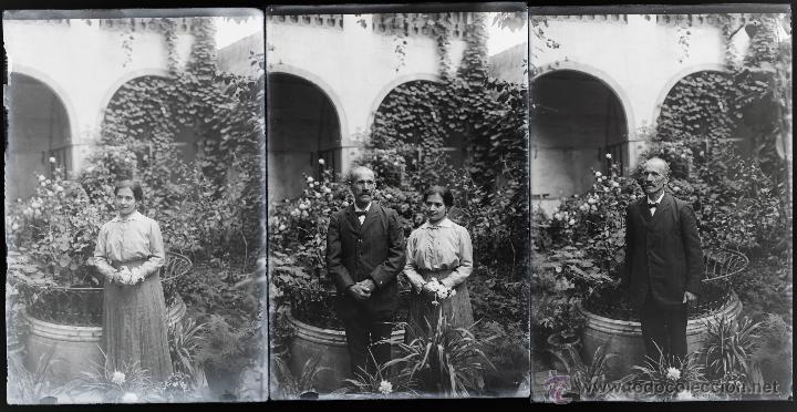 Fotografía antigua: Arenys de Mar, 1915s. Archivo de 450 cristales negativos del fotógrafo Joaquim Castells (1874-1941) - Foto 173 - 44337480
