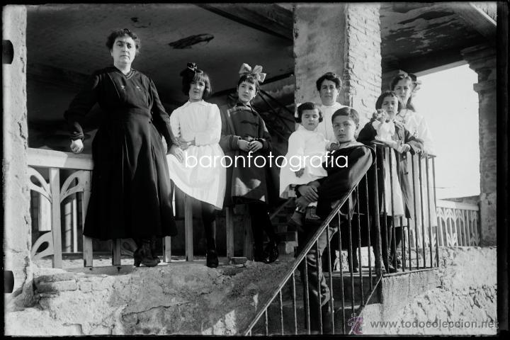 Fotografía antigua: Arenys de Mar, 1915s. Archivo de 450 cristales negativos del fotógrafo Joaquim Castells (1874-1941) - Foto 176 - 44337480