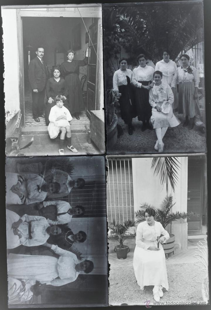 Fotografía antigua: Arenys de Mar, 1915s. Archivo de 450 cristales negativos del fotógrafo Joaquim Castells (1874-1941) - Foto 182 - 44337480