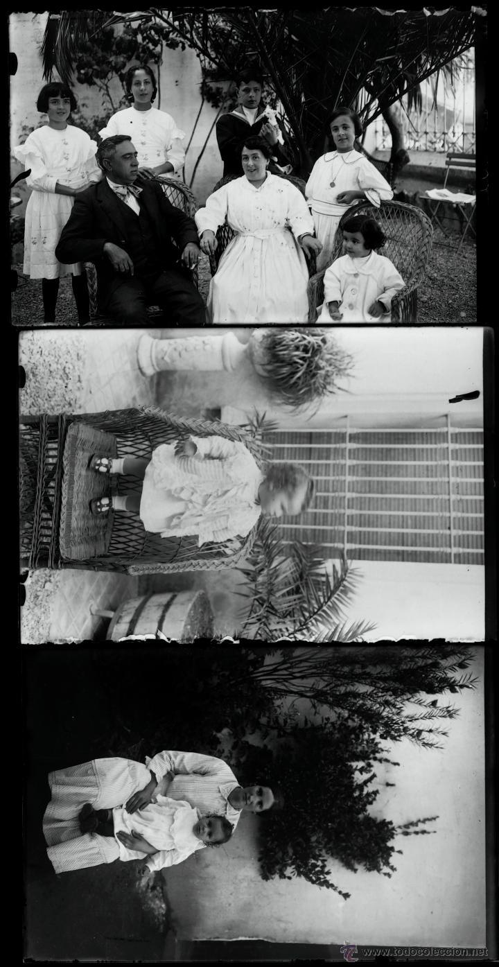 Fotografía antigua: Arenys de Mar, 1915s. Archivo de 450 cristales negativos del fotógrafo Joaquim Castells (1874-1941) - Foto 184 - 44337480