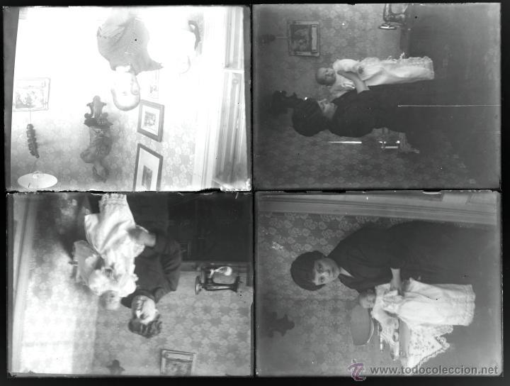 Fotografía antigua: Arenys de Mar, 1915s. Archivo de 450 cristales negativos del fotógrafo Joaquim Castells (1874-1941) - Foto 186 - 44337480