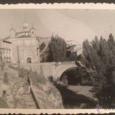 Fotografía antigua: FOTOGRAFIA ORIGINAL CUENCA, 10 X 7 CM.. Lote 45794149