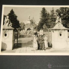 Fotografía antigua: ARANJUEZ MADRID FOTOGRAFIA AÑOS 40. Lote 46236359