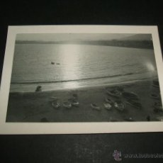 Fotografía antigua: BENIDORM ALICANTE ANTIGUA FOTOGRAFIA . Lote 46365793