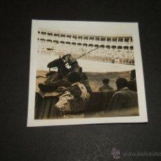 Fotografía antigua: ARANJUEZ MADRID PLAZA DE TOROS ANTIGUA FOTOGRAFIA AÑOS 40. Lote 46410735