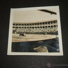 Fotografía antigua: ARANJUEZ MADRID PLAZA DE TOROS ANTIGUA FOTOGRAFIA AÑOS 40. Lote 46410744