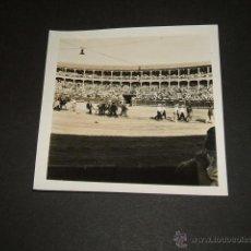Fotografía antigua: ARANJUEZ MADRID PLAZA DE TOROS ANTIGUA FOTOGRAFIA AÑOS 40. Lote 46410750