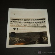 Fotografía antigua: ARANJUEZ MADRID PLAZA DE TOROS ANTIGUA FOTOGRAFIA AÑOS 40. Lote 46410758