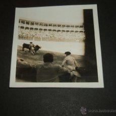 Fotografía antigua: ARANJUEZ MADRID PLAZA DE TOROS ANTIGUA FOTOGRAFIA AÑOS 40. Lote 46410779
