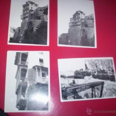 Fotografía antigua: LOTE 8 FOTOS CUENCA AÑOS 60. Lote 46435897