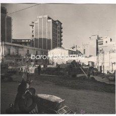 Fotografía antigua: SANT ANDREU DE PALOMAR, BARCELONA. 1960'S. FOTO 17X17,5 CM.. Lote 46787346