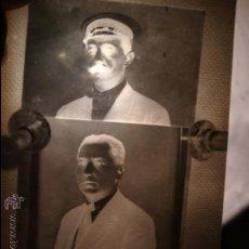 Fotografía antigua: NEGATIVO ORIGINAL NO CRISTAL GELATINOBROMURO, P.P.S.XX C. 1910 . Lote 33414543