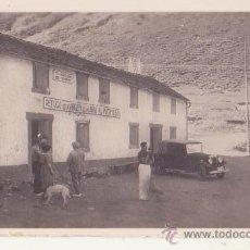 Fotografía antigua: ANTIGUA FOTOGRAFIA ORIGINAL ZERKOWITS VALLES DE ANEU LERIDA REFUGIO VIRGEN DE ARES 1800 M . Lote 47198842