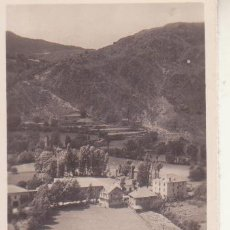 Fotografía antigua: ANTIGUA FOTOGRAFIA ORIGINAL ZERKOWITS LA GUINGUETA VALLES DE ANEU LERIDA. Lote 47199158