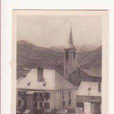 Fotografía antigua: ANTIGUA FOTOGRAFIA ORIGINAL ZERKOWITS ESTERRI DE ANEU VISTA PARCIAL VALLES DE ANEU LERIDA. Lote 47213600