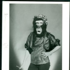 Fotografía antigua: GUERRILLA GIRLS - 1991 - FEMINISMO. Lote 47422133