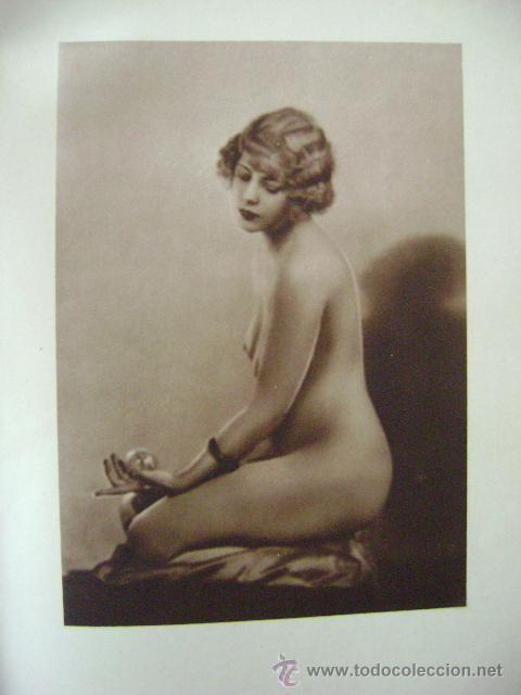 Fotografía antigua: LA FEMME.NATURE ET CIVILISATION.Nº-660 - Foto 5 - 47455044