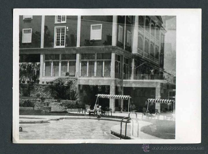 IBIZA. HOTEL MAHON. C. 1955 (Fotografía Antigua - Gelatinobromuro)