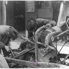 Fotografía antigua: FOTO 13 X 18 ENCANTS DE BARCELONA 1963, IMPRESA EN PAPEL FOTOGRÁFICO NEGTOR. Lote 48244566