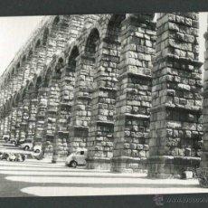 Fotografía antigua: SEGOVIA. ACUEDUCTO ROMANO. C. 1965. Lote 48468543
