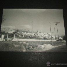 Fotografía antigua: ALTEA ALICANTE VISTA ANTIGUA FOTOGRAFIA. Lote 48519397