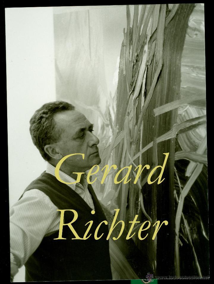 GERHARD RICHTER (Fotografía Antigua - Gelatinobromuro)