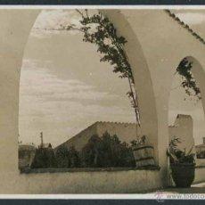 Fotografía antigua: IBIZA. ARQUITECTURA. CONSTRUCCIONES. C. 1955. Lote 49210888