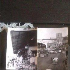 Fotografía antigua: TRES BONITAS FOTOS AÑOS 70 DE LAS PALMAS DE GRAN CANARIA, 7 X 9 CM. Lote 49274034