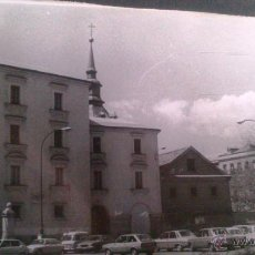 Fotografía antigua: BONITA FOTOGRAFIA MADRID, AÑOS 70 ENTORNO IGLESIA DE SAN FRANCISCO EL GRANDE. MEDIDAS 20 X 15 CM. Lote 49326334