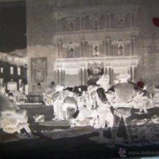 Fotografía antigua: NEGATIVO FOTOGRÁFICO DE CRISTAL, (GELATINA-BROMURO DE PLATA).FINALES DEL SIGLO XIX.D:9X12.CON COPIA. Lote 49749467