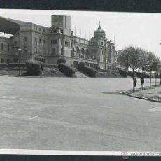 Fotografía antigua: MONTJUIC. ESTADIO OLÍMPICO. C. 1955. Lote 50093821