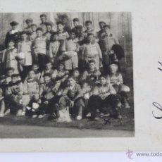 Fotografía antigua: F-515. COLEGIO LA MIRANDA. AÑO 1933. FOTOGRAFIA DE GRUPO.. Lote 50185851