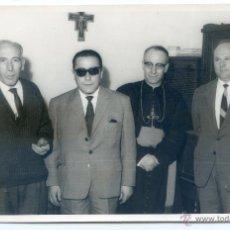 Fotografía antigua: SEMINARIO DE MISIONES EXTRANJERAS EN BURGOS. I CONVIVENCIA DE DIRIGENTES SEGLARES DE CC 1964. Lote 50188625