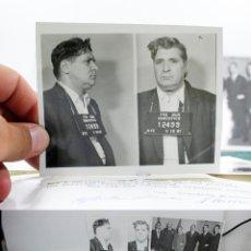 Fotografía antigua: DELINCUENTES - NARCOTRAFICO, 1960'S. GRUPO DE FOTOGRAFÍAS Y DOCUMENTOS DE LA POLICIA, VER.. Lote 50317188