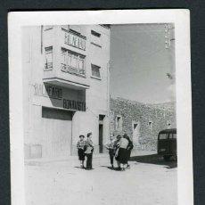 Fotografía antigua: TARRAGONA. BALNEARIO BONAVISTA. C.1955. Lote 50629399