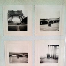 Fotografía antigua: 18 FOTOGRAFIAS ORIGINALES REALIZADAS EN EL PARQUE DE LOS PRINCIPES PARIS. Lote 51222839