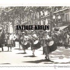 Fotografía antigua: TARRAGONA .- 3 DE JUNIO 1952 .- TRASLADO DE LOS RESTOS REYES DE ARAGON. Lote 51484281